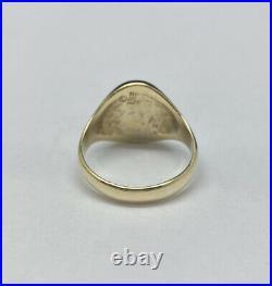 James Avery 14K Yellow Gold Unicorn Ring Size 7 Retired/Rare