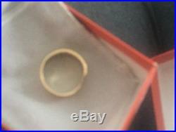 James Avery 14k Yellow Gold Adoree Band Ring
