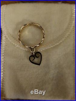 Dangle James Avery Ring