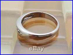 James Avery 18k White Gold Debra Diamond Ring, Size 5.5, 3.7g, RETAIL$850