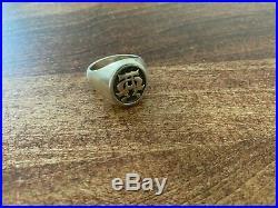 James Avery Alpha & Omega Ring