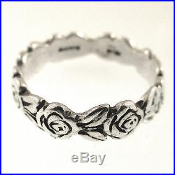 Continuous James Avery Ring