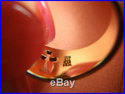 James Avery Cross Cut Out Crosslet 14k Yellow Gold Ring Band 5.1 Grams Size 6