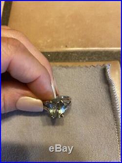 James Avery Prasiolite Ring