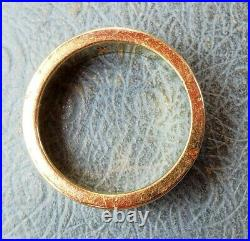James Avery Retired 14k True Love Waits Ring Sz7 Solid Y. Gold