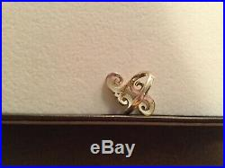 James Avery -Retired- Vintage 14K Gold Scroll Ring sz 6.5- Beautiful