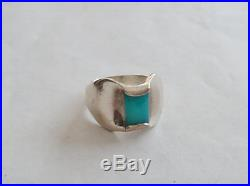 James Avery Sterling Silver Monaco Ring with Chalcedony Sz 8 RETIRED
