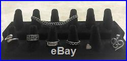 James Avery Tiffany And Co Lot Rings Pendants Earring Sterling Silver Wearable