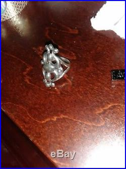 Rare Retired High In Demand Glorittea James Avery 925 Sterling Silver Ring 6.75