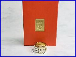 Retired James Avery Scripture Of Ruth 14k Solid Gold Band Ring Size 6.25