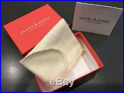 Two (2) James Avery 14K GOLD Bamboo Style Rings, Rare, Retired, HTF